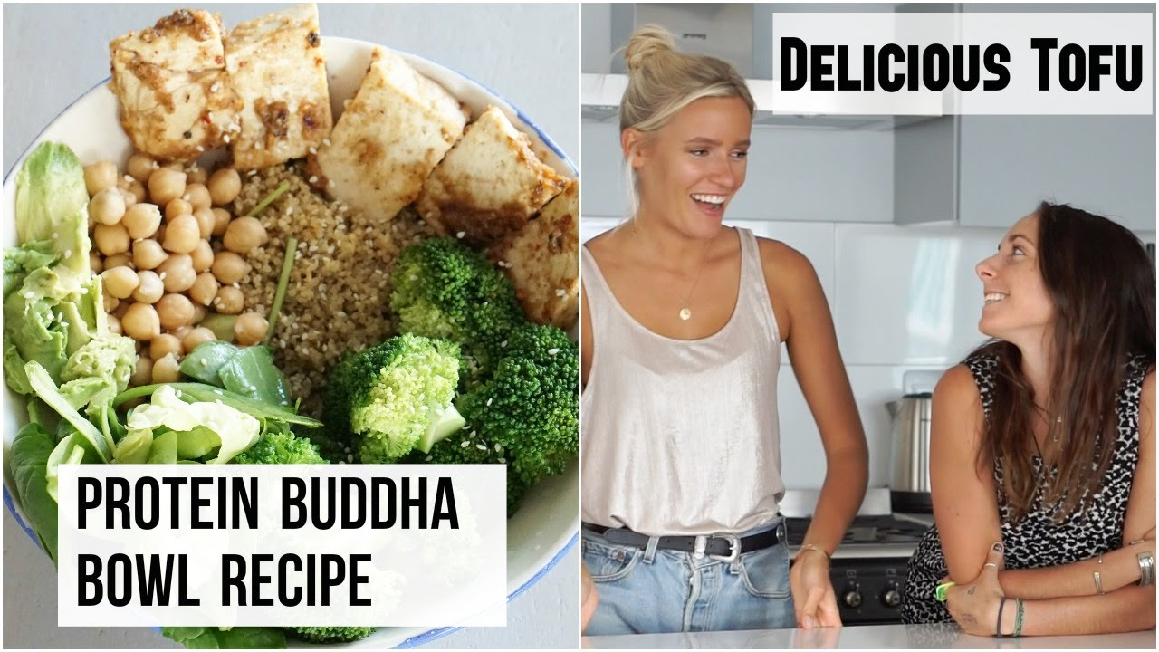 how to make the best buddha bowl
