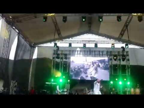 Ky Mani Marley - Jamming Festival, Bogota Colombia  07-Jun-2015