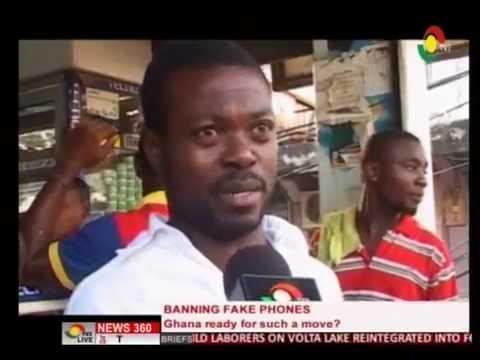 Is Ghana ready to ban fake phones? - 26/6/2016