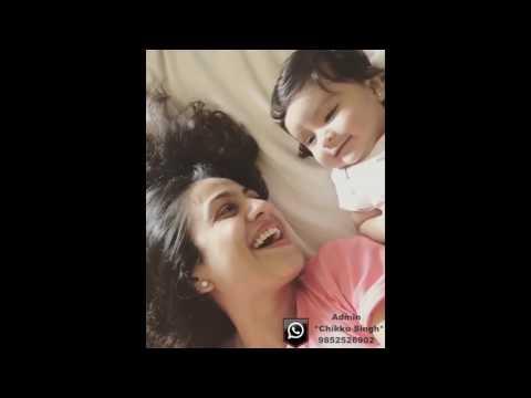 re kabira maan ja ! Cute baby girl - viral video