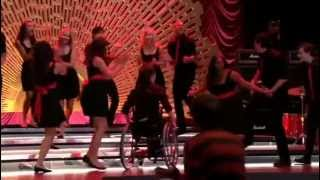 Glee- You Can't Always Get What You Want Full Performance