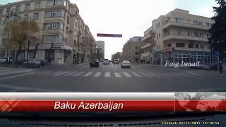 Баку пр Азадлыг пр Ленина вниз