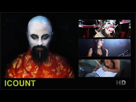 Kung Fu Vampire - iCount (Official Video)