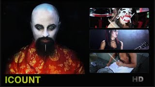 "Kung Fu Vampire ""iCount"" Official Music Video"