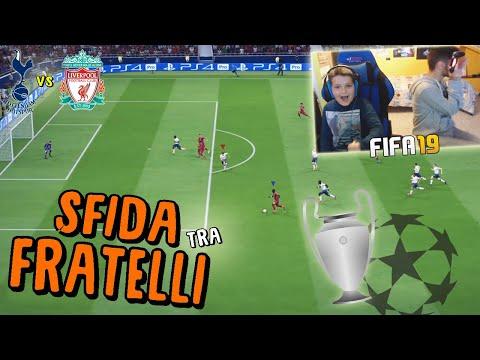 TOTTENHAM vs LIVERPOOL - FINALE CHAMPIONS LEAGUE! - Fifa 19