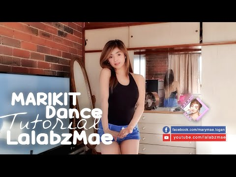 MARIKIT DANCE TUTORIAL BY LALABZ MAE