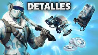 Deep Freeze Package How to Get It And More Details - Fortnite Season 6