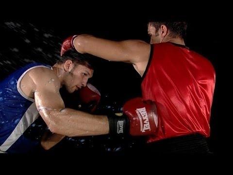 Как по английски бокс