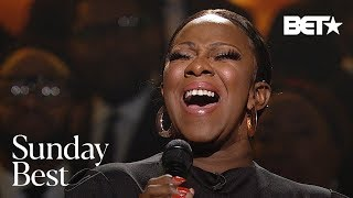 Download Get Your Blessings from this Le'Andria Johnson 'Sunday Best' Performance Mp3 and Videos