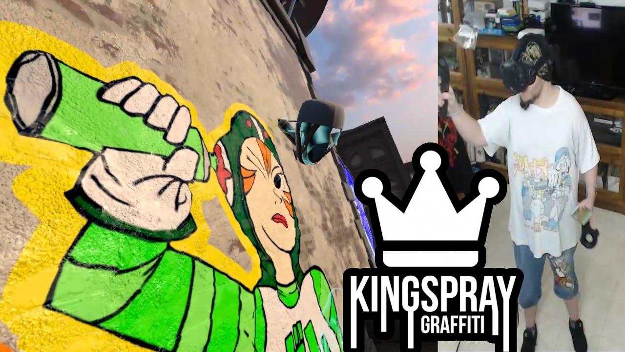 kingspray graffiti simulator descargar   Craker Blog