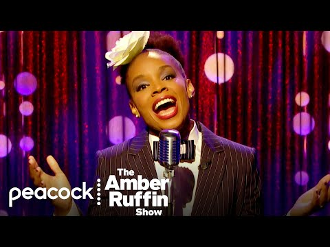 I Don't Wish Him Well   The Amber Ruffin Show