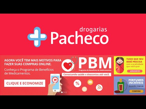 Drogarias Pacheco Online