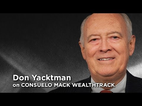 Donald Yacktman - A Great Investor Turns More Conservative