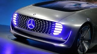 CES 2015: Mercedes CEO Dieter Zetsche Calls the Self-Driving Car `Totally Realistic'