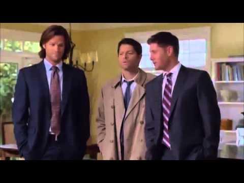 Supernatural Season 8 Gag Reel HQ