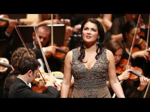 Anna Netrebko - Grieg  Solveig's Song