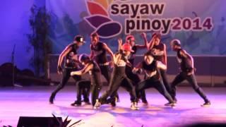 """Boyz Unlimited @ NCCA """"National Arts Month Sayaw Pinoy 2014"""""""