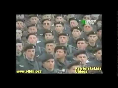 Bosnian Army Hell March