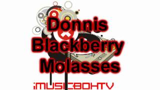 Donnis - Blackberry Molasses