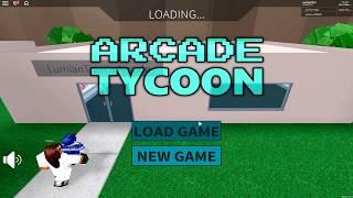 Arcade Tycoon!   ROBLOX   [1] w/ Lumian