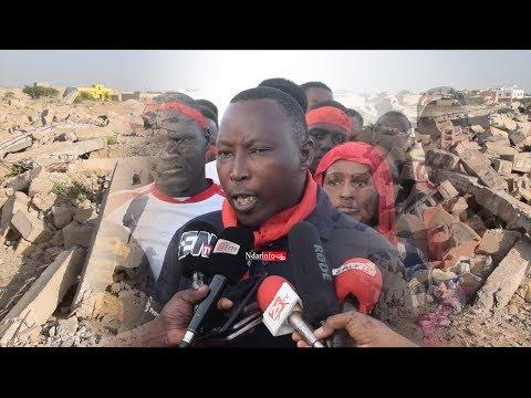 NGALLÈLE-EXTENSION : les impactés de la démolition, debout sur les décombres …