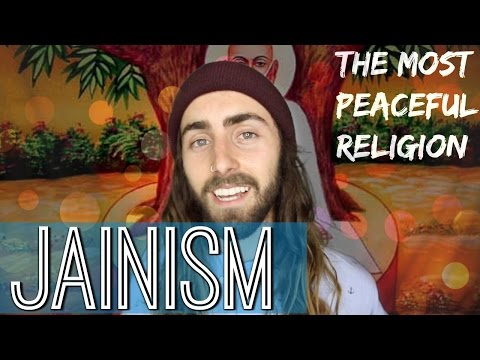 Jainism! (The World's Most Peaceful Religion)