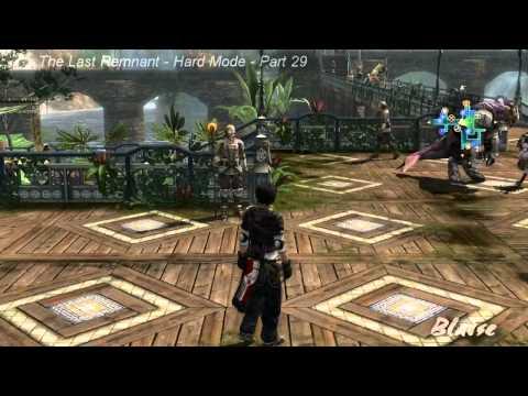 The Last Remnant - Hard Mode - Part 29 - Darien (Quest)