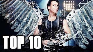 Top 10 INDUSTRIAL METAL Bands 🤘