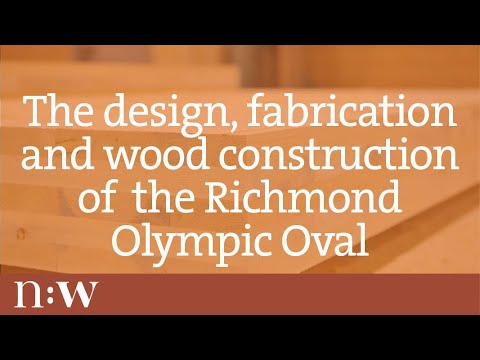 The Design Fabrication And Wood Construction Of The