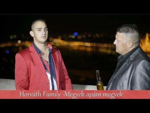 Horváth Family 2013 -Megyek apám megyek Official ZGSTUDIO video letöltés