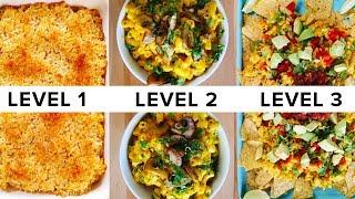HOW TO LEVEL UP YOUR VEGAN MAC AND CHEESE | Mac and Cheese Nachos | Vegan Truffle Mac | The Edgy Veg