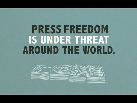 Media Defence: supporting press freedom around the world