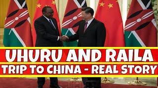 Uhuru Kenyatta and Raila Odinga Visit to China - The Political Impact
