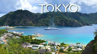 Tokyo's Hidden Pacific Island | OGASAWARA ★ ONLY in JAPAN