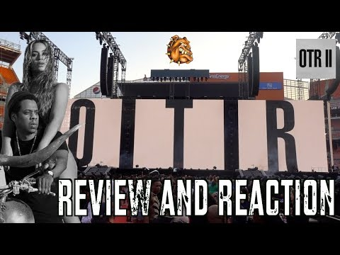 "WE GOT TO MEET BEY AND JAY? ""ON THE RUN"" 2 TOUR REVIEW AND REACTION #MALLORYBROS 4K"
