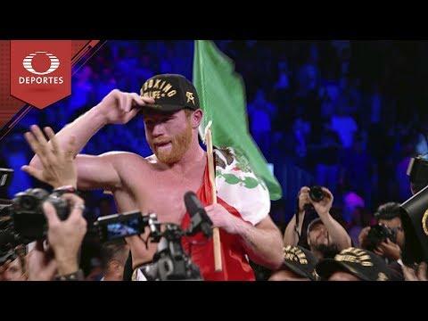 Canelo GGG: ¡Viva México Ca...nelo! | Televisa Deportes