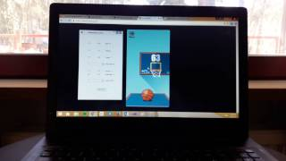 Basketball FRVR (Facebook game) - automatic gameplay using an autoclicker