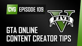 GTA V o'clock: Content creator tips, BMX stunts and mystery art galleries - Episode 109