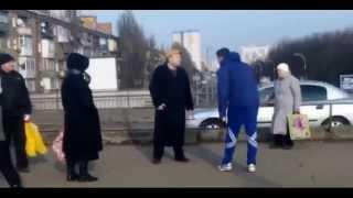 """Драка в"""" украине"""""""