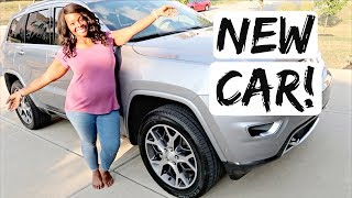 I GOT A NEW CAR!!