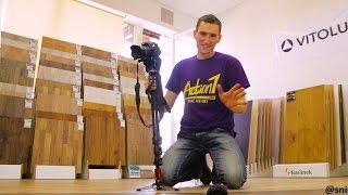 как сделать плавную протяжку камеры без слайдера