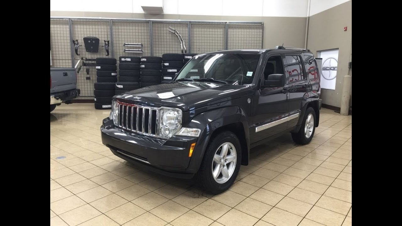 2010 Jeep Liberty Limited Review