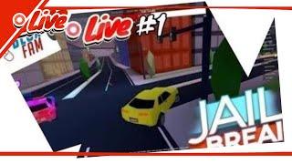 [REPLAY] ROBLOX Jailbreak - France Le Blox Fam Live Stream - Je suis un Noob! 🔴 #1 EN DIRECT