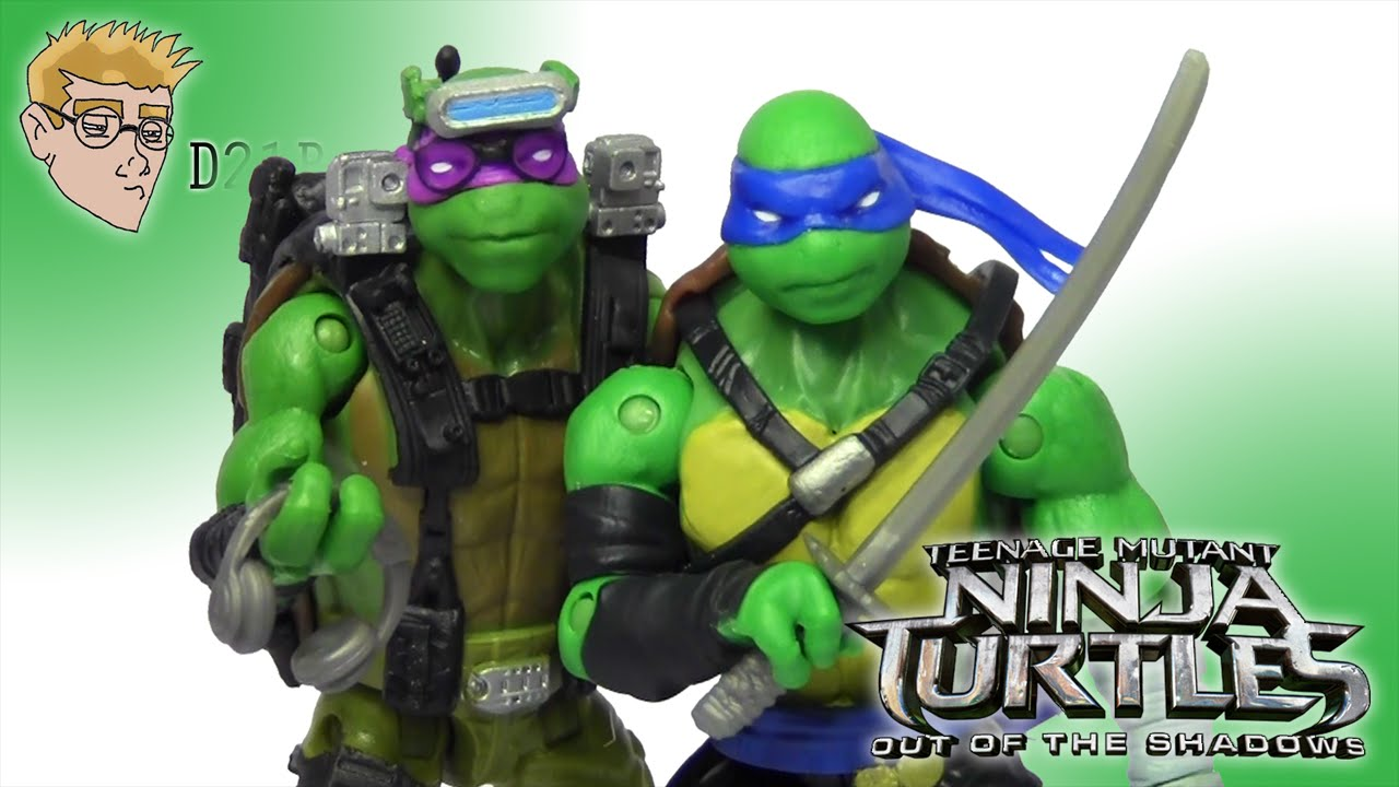 Teenage Mutant Ninja Turtles TMNT Nickelodeon DONATELLO Out of Shadows Blind Bag