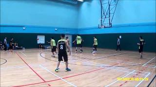 FPPA League 15-1-2015 永強工業VS摩青 Q4
