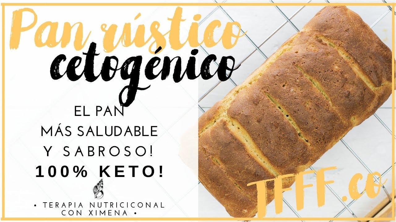 pan cetogenico recetas para bajar de peso
