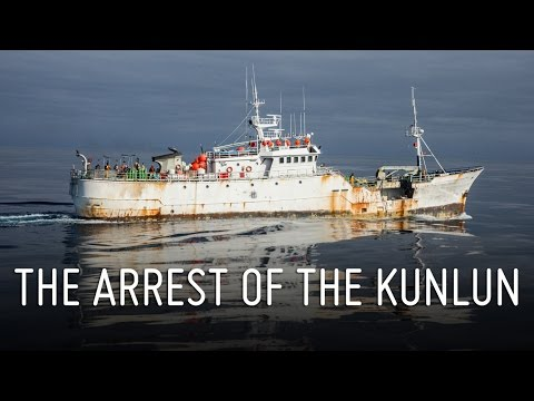 The Arrest Of The Kunlun