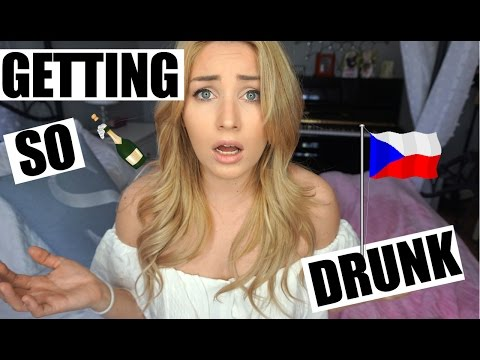 I GOT SO DRUNK AND ALMOST DIED IN CZECH REPUBLIC!!! | STORYTIME