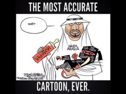 Chris Hedges  Saudi Wahhabism a Tool of U S  Foreign Policy