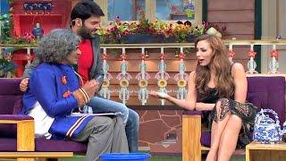 Salman Khan Girlfriend Iulia Vantur On The Kapil Sharma